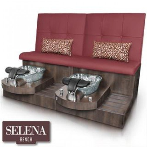 Gulfstream Selena Double Pedicure Chair for sale  Delivered anywhere in USA