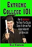 Extreme College 101, Eli Caplin, 1482711990