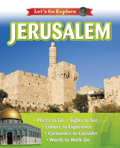 Jerusalem (Let's Go Explore)