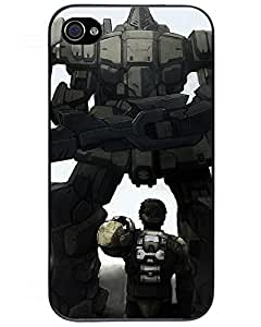 William C. Valdez's Shop New Premium Case Cover For Mech iPhone 4/4s case 4798514ZC151754711I4S