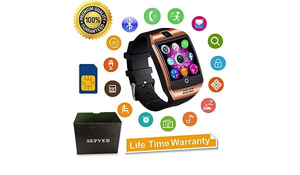 Reloj Inteligente SEPVER SN06 para teléfono Android: Amazon.es ...