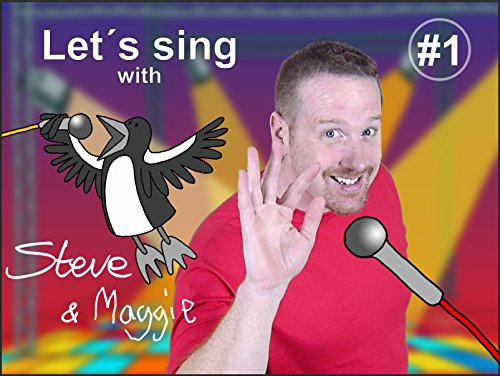 Amazon Com Let 180 S Sing With Steve And Maggie Steve R
