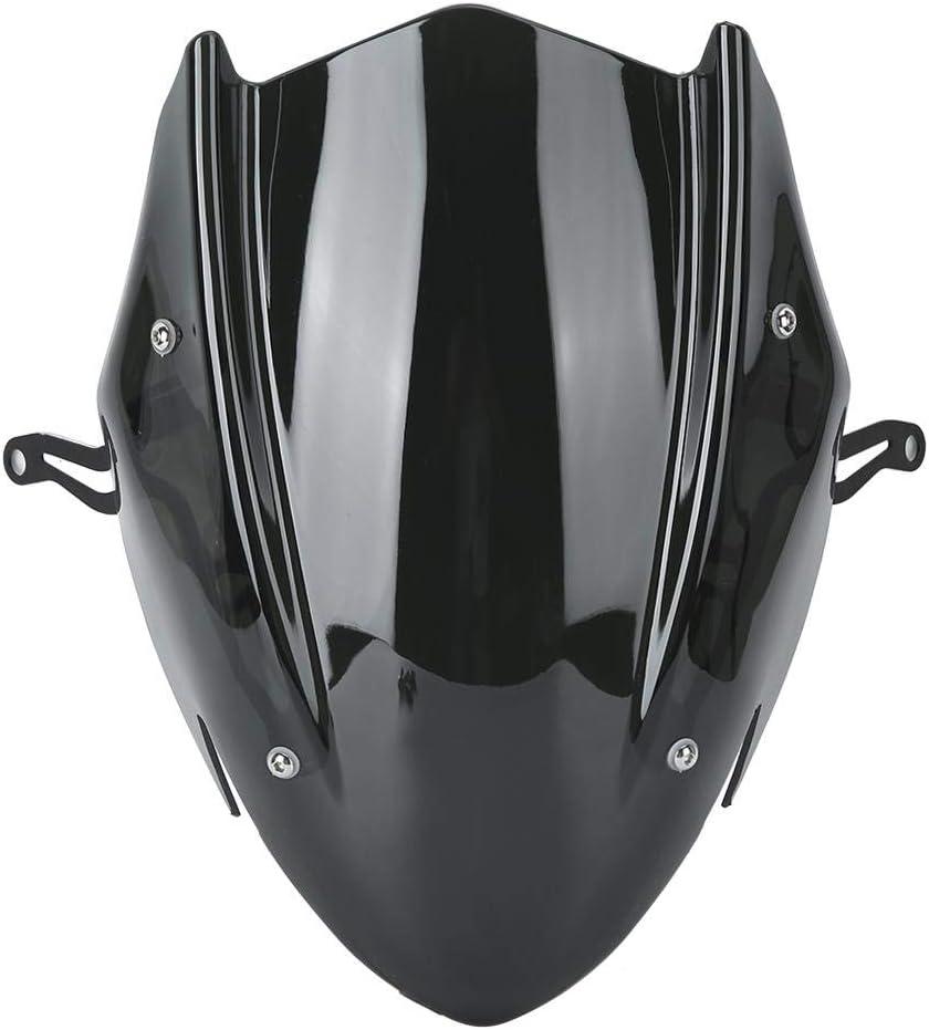 pare-brise de Sport pare-brise avant /écran de becquet modifi/é pour GSX-S750 2017-2020 Yctze Pare-brise de moto