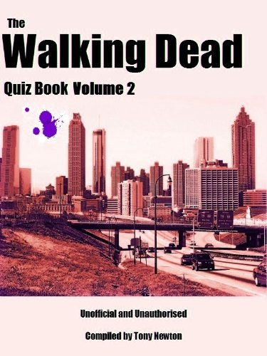 The Walking Dead Quiz Book Volume 2 -