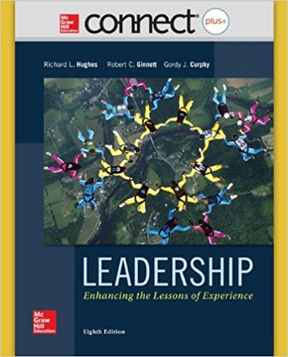 Connect access card for leadership richard hughes robert ginnett connect access card for leadership 8th edition fandeluxe Choice Image