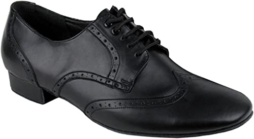 Smooth Spectator Swing Ballroom Shoes