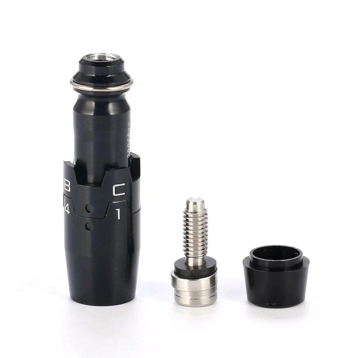 Paddsun New Shaft Adapter Sleeve for Titleist 917F Fits 915F 913F Fairway Wood 0.335 RH/LH