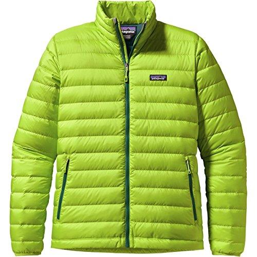 Patagonia Down Sweater Jacket - Men's Peppergrass Green, ()