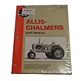 One New Service Manual Made For Allis Chalmers Tractor WD45 Diesel, WF B C CA G RC WC WD WD45