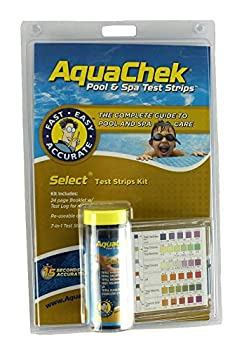 AquaChek Select 7-IN-1 Pool & Spa Test Strips