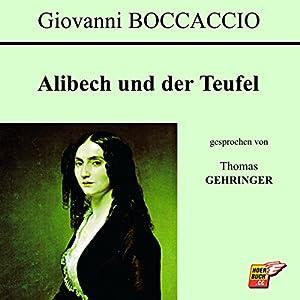 Alibech und der Teufel Hörbuch
