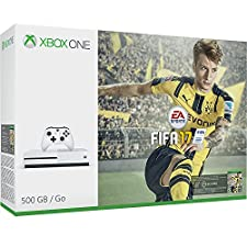 Xbox One S 500GB Console - FIFA 17 Bundle - Bundle Edition