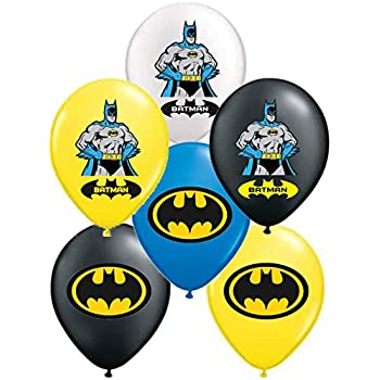 Amazon.com: Batman suministros de fiesta de cumpleaños ...