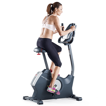 ProForm 5.0 ES Upright Bike ICON Health and Fitness