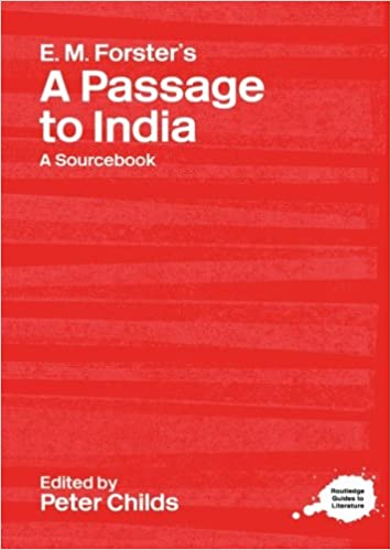 Amazon Em Forsters A Passage To India A Routledge Study
