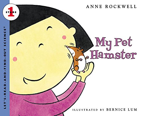 Download My Pet Hamster (Let's-Read-and-Find-Out Science 1) pdf