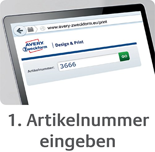 Avery Zweckform ADP5000 DesignPro 5.0 Design & Print Software Full Version [German Import] by Avery (Image #5)