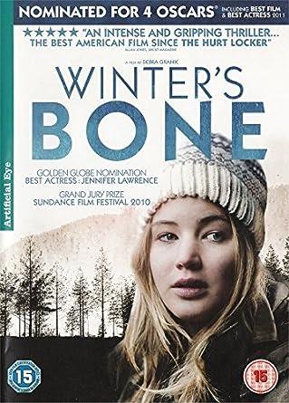Winters Bone Dvd 2010 Amazoncouk Jennifer Lawrence