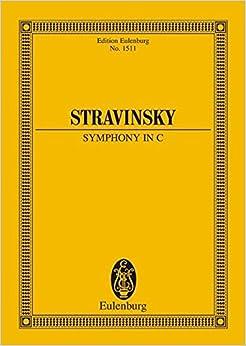 Symphony in C Study Score (Edition Eulenburg)