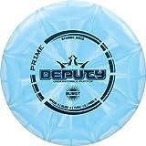 Best Disc Golf Putters - Dynamic Discs Prime Burst Deputy Putter Golf Disc Review