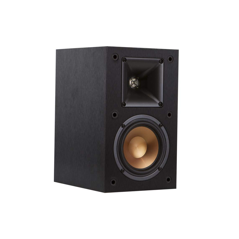 Amazon Klipsch R 14M 4 Inch Reference Bookshelf Speakers Pair Black Home Audio Theater