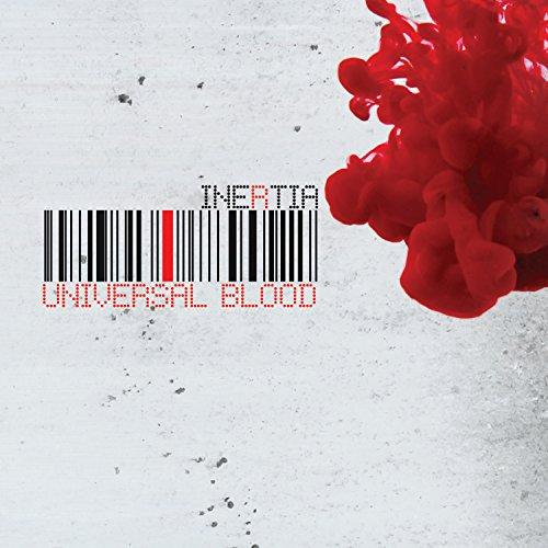 CD : Inertia - Universal Blood (CD)