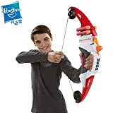 Toy, Fun, Game, Hasbro NERF elite series Lightning bow launcher B8005 Bow and arrow soft bullet toy, Children, Kids, Play