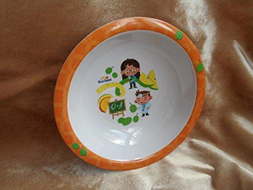 Melamin Schale mit Kindermotiv Durchmesser 17 cm