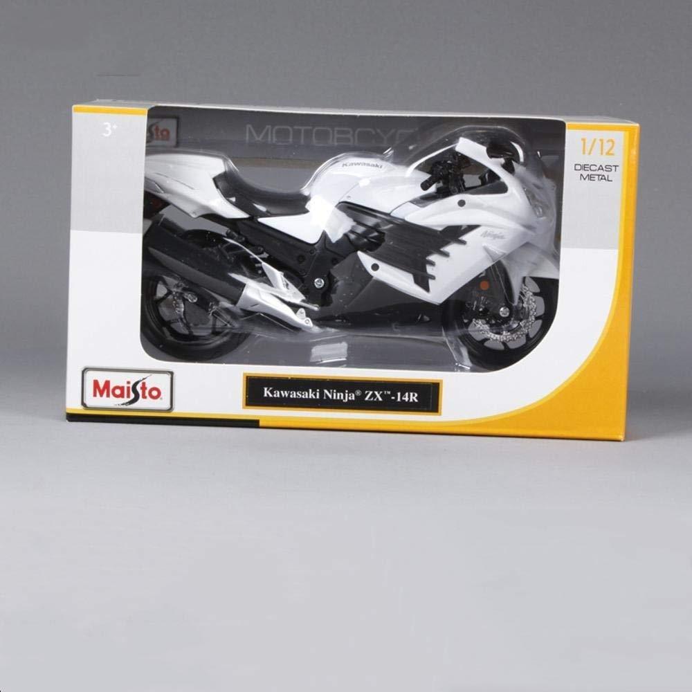 Penao Modelo de la Motocicleta CQS zx-14r simulación ...