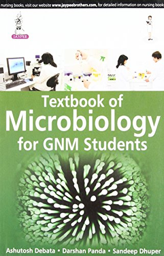 Textbook of Microbiology for GNM Students