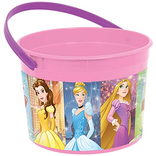 Bucket Set Princess (Amscan Party Favor Pink)