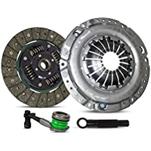 Clutch kit Works With Saturn Vue Base Sport Utility 4-Door 2.2L L4 Gas Dohc Naturally Aspirated
