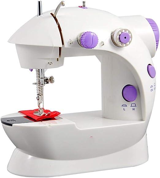 L.P Mini máquina de Coser con Mesa de extensión, Cortinas de Tela ...