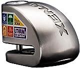 Xena XX6 Disc-Lock Alarm (STAINLESS)