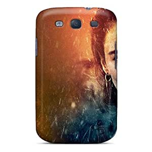 (knwJb7544sCOdS)durable Protection Case Cover For Galaxy S3(lena Headey 300 Rise Of An Empire)