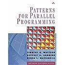 Patterns for Parallel Programming (paperback) (Software Patterns Series)