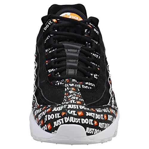 white Orange 001 Basses Mixte Nike Max Air total Se Multicolore black Sneakers 95 black Adulte 6YWOPWUnx
