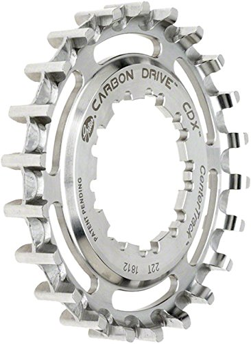 Gates Carbon Drive CDX CenterTrack Rear Sprocket 22 tooth 9-spline