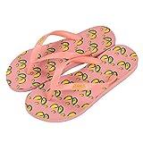 Aerusi SER082033 Ocean Corte Series Avocado Design Flip Flop Sandal Slippers,Kids Size 2-3