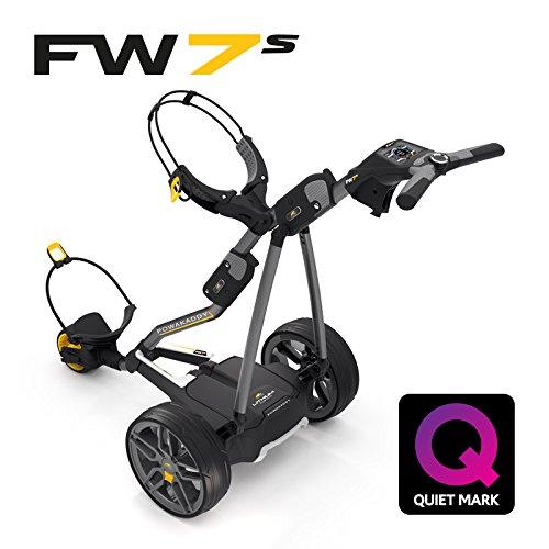 (Powakaddy Fw7 Electric Golf Caddy Trolley)