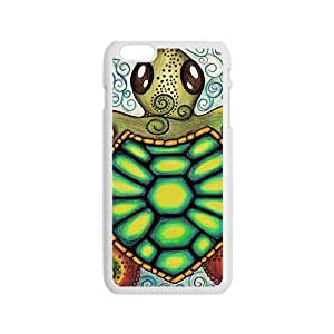Lovely unique tortoise Cell Phone Case for Iphone 6