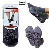 YogaAddict Non Slip Skid Socks with Grips