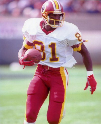 ART MONK WASHINGTON REDSKINS 8X10 SPORTS ACTION PHOTO (A) Art Monk Washington Redskins