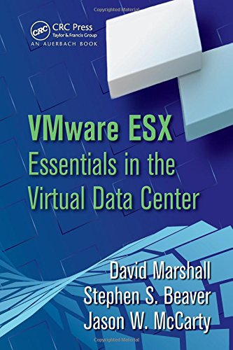 Price comparison product image VMware ESX Essentials in the Virtual Data Center