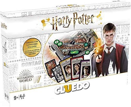 Winning Moves Cluedo Harry Potter Edición Caja Blanca (40341)