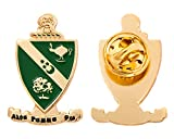 Desert Cactus Alpha Gamma Rho Fraternity Crest Lapel Pin Enamel Greek Formal Wear Blazer Jacket agr
