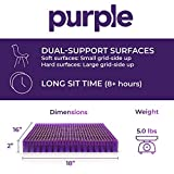 Purple Double Seat Cushion - Seat Cushion for The