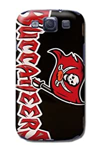 Nfl Tampa Bay Buccaneers Football Soft Gel Tpu Rubber Skin Cover Case Compatible With Samsung Galaxy S3