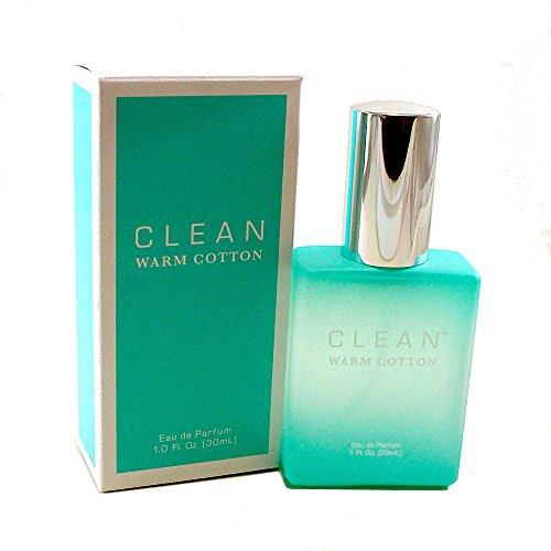 CLEAN Eau de Parfum Spray, Warm Cotton, 1 fl. oz.