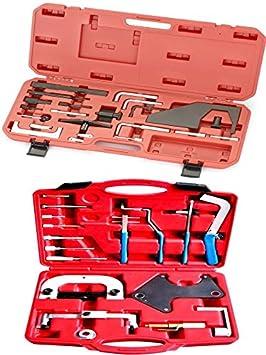 Cajas Calage correa distribución motor gasolina/diesel Peugeot Citroen + Renault: Amazon.es: Coche y moto